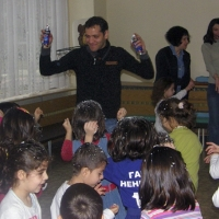 парти в детска градина и училище с аниматор