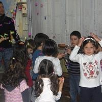 Парти в детската градина