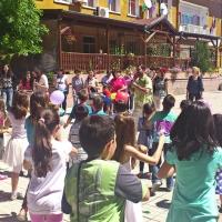 1-ви Юни, детски празник, село Царацово
