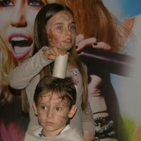 аниматор за детско парти и рисунка върху лице